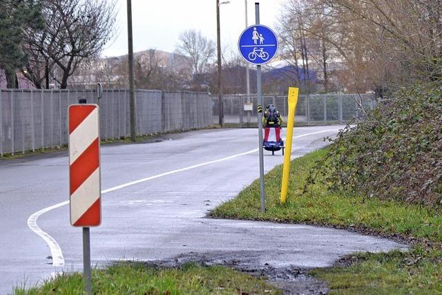 IG Velo hält weitere Radschutzstreifen für sinnvoll