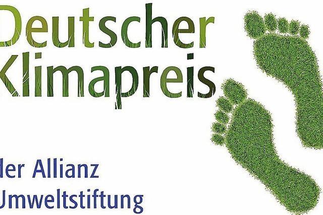 Schillerschule gewinnt Klimapreis