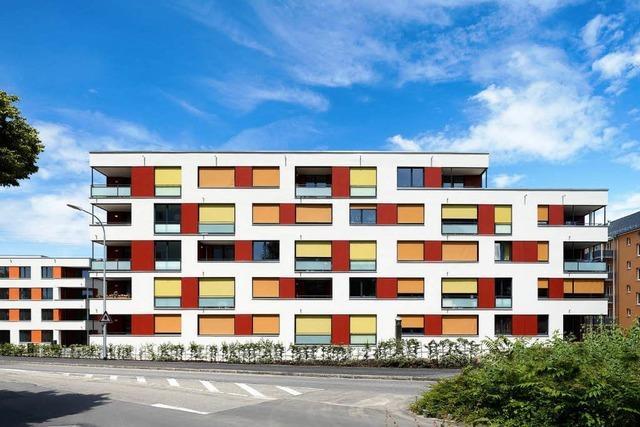 Deutscher Bauherrenpreis für Freiburger Stadtbau