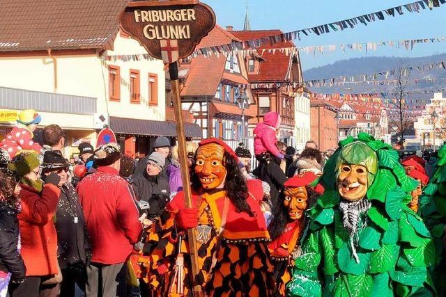 Neustart für den Friesenheimer Fasentumzug