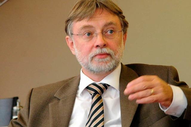 Dieter Inhofer wird Chef der Staatsanwaltschaft Freiburg