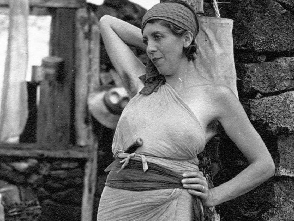 Baronesse Elvira Wagner-Bousquet  | Foto: Allan Hancock