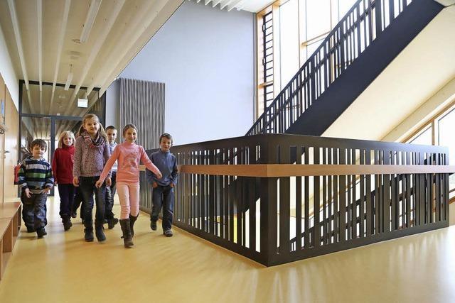 Helle Räume für besseres Lernen