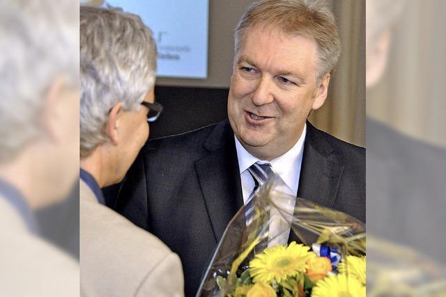 Hansjörg Wilde ist Riehens neuer Gemeindepräsident