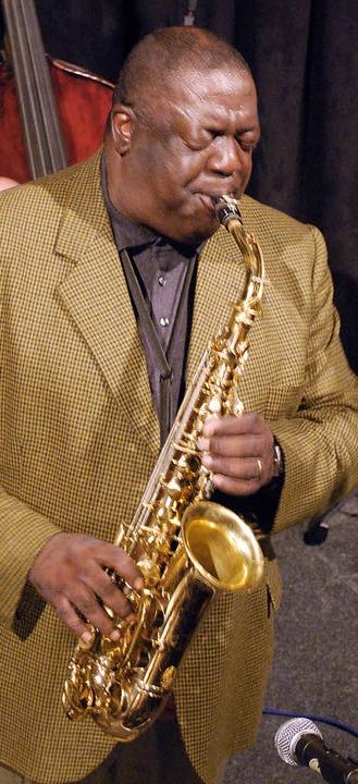Jesse Davis im Jazztone   | Foto: Mink