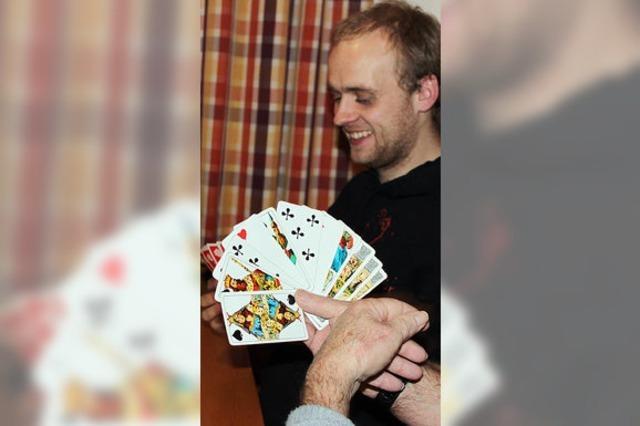 Cego - ein traditionelles Kartenspiel soll wiederbelebt werden
