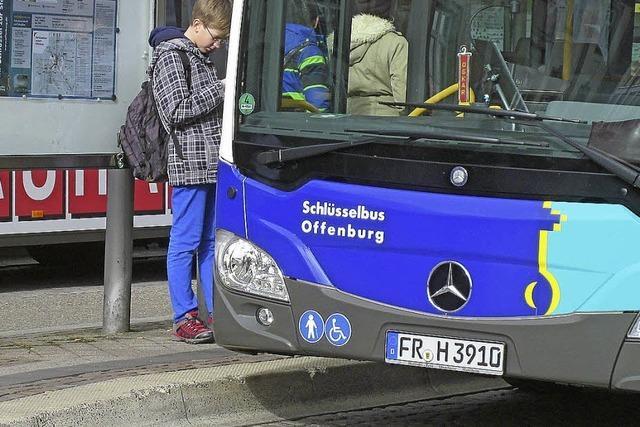 Bushaltestellen werden nach und nach umgebaut