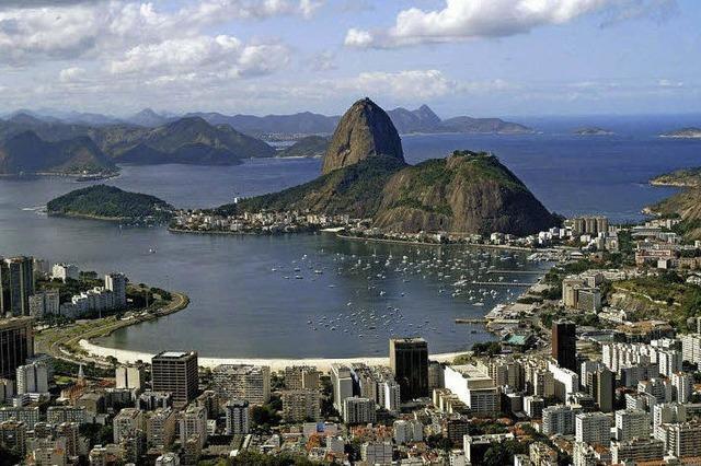 Deutscher Funk in Rios Favelas