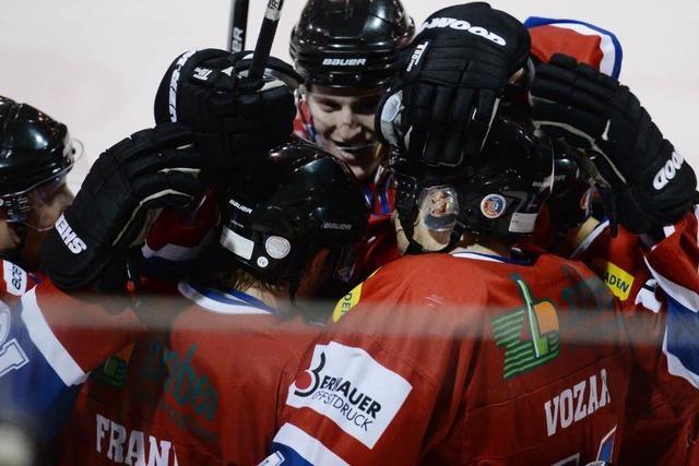 EHC startet als Zweiter in die Playoffs gegen Füssen