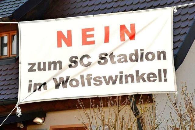Bürgerinitiativen zur Stadiondebatte: