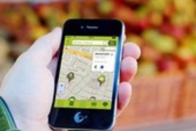 Neue App aus Freiburg weist Weg zu Öko und Fairtrade