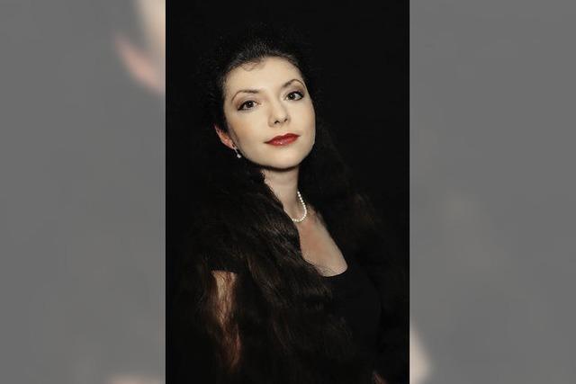 Sofja Gülbadamova gastiert in Lahr