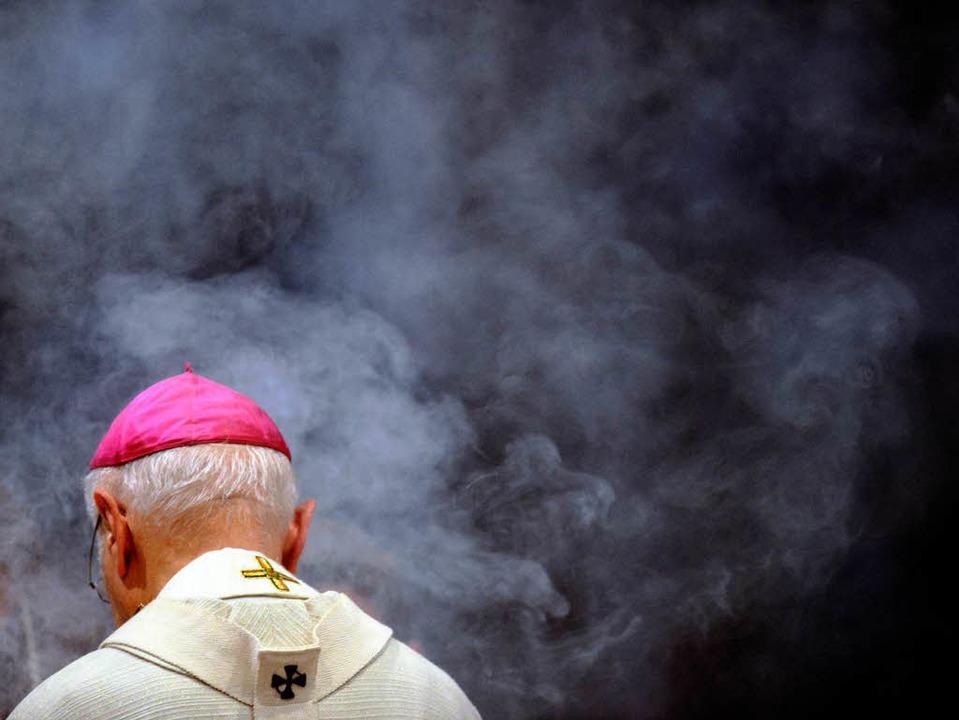 Wer wird Nachfolger von Erzbischof Robert Zollitsch?  | Foto: dpa