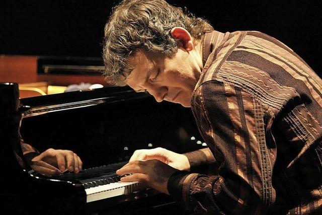 Brad Mehldau Trio in Basel: Der Überflieger des Piano-Jazz