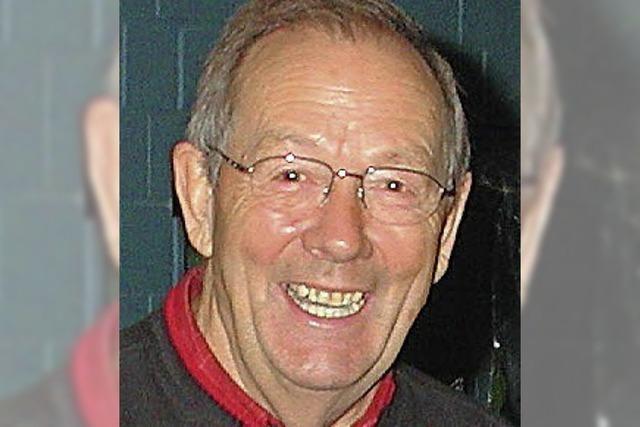Werner Jund starb im Alter von 77 Jahren