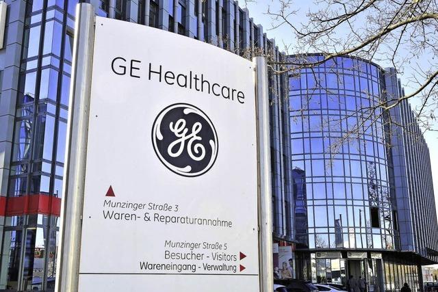 General Electric baut ab