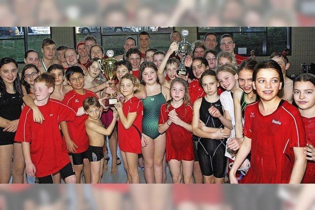 Rot-Weiß Lörrach verteidigt Pokal