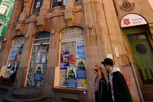 Snipes zieht in die ehemalige Burger-King-Filiale in Freiburg