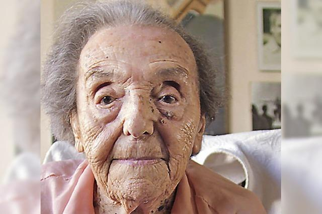 Lager-Pianistin stirbt mit 110