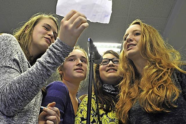 BADISCHE-ZEITUNG.DE: Schüler Rocken
