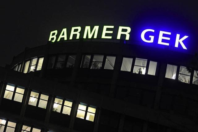 Barmer: Der verspätete Umbau für zum Stellenabbau