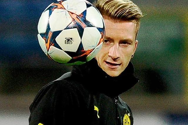 Borussia Dortmund reist zur Reha nach Russland