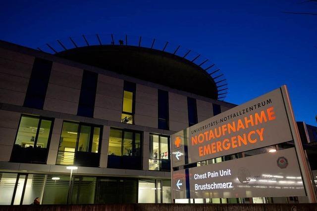 Gute Noten für Krankenhäuser - Uniklinik Freiburg steht gut da
