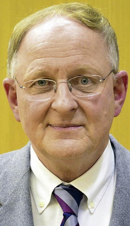 Rainer Haag, Chef der Inneren, ist zufrieden mit den verkürzten Liegezeiten.  | Foto: Martina Proprenter