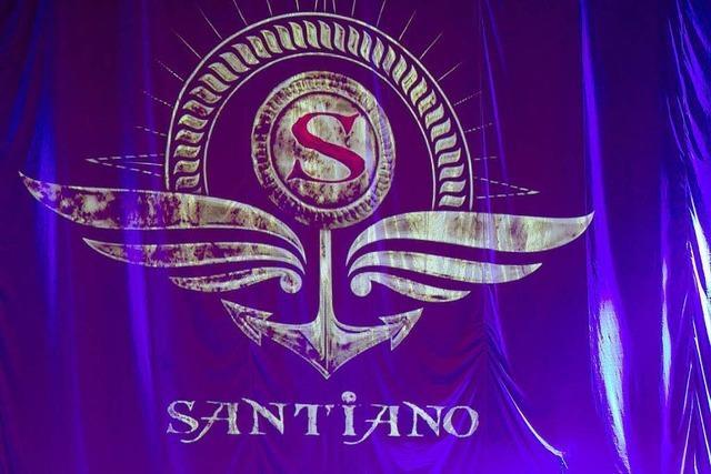 Fotos: Santiano im ausverkauften Konzerthaus in Freiburg