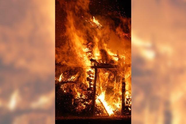Wehr will Fasnachtsfeuer samstags
