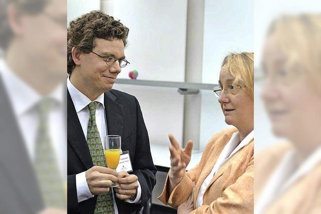 EU-Förderpreis für Tobias Huber aus Waldkirch