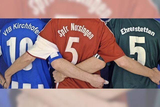 Drei Vereine wollen künftig zusammen spielen