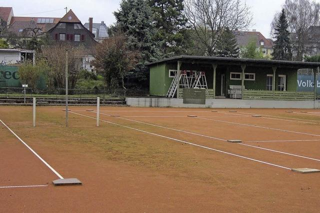Standortsuche für Tennishalle läuft an