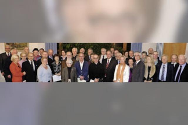 33 Gründerstifter füllen den Fördertopf mit 170 000 Euro