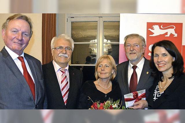 Eine kräftige Stimme in Stuttgart