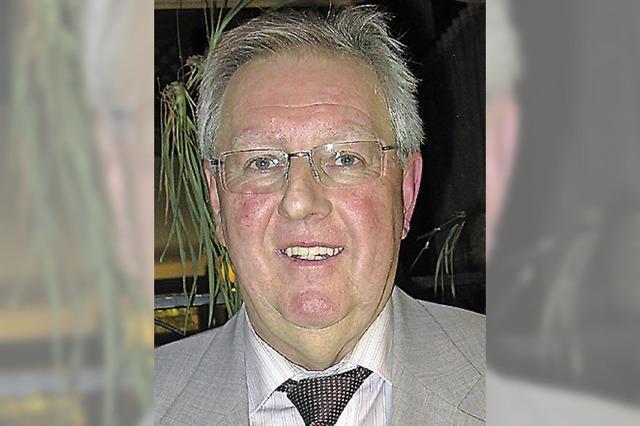 Christof Kaiser bleibt CDU-Vorsitzender