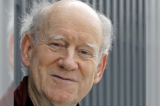 Hebel-Preis für Franz Hohler