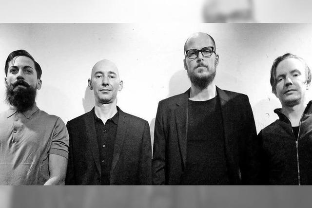 Warum aus dem Liquid Laughter Lounge Quartet die Band Bar werden musste