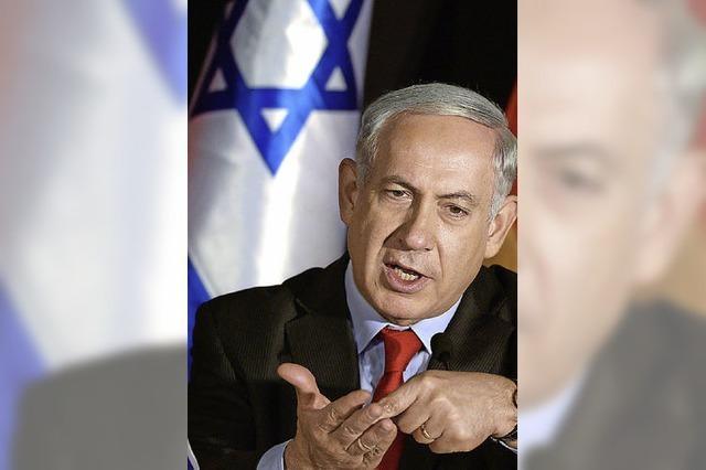 Israel setzt Siedlungsbau inoffiziell aus