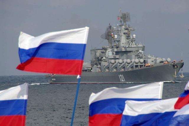 Die Spannung wächst auf der Krim