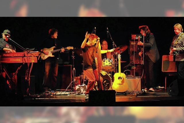 G-Men: Die dienstälteste Rock'n'-Soul-Band der Region