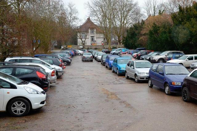 Wohncontainer für Asylsuchende kommt auf Parkplatz