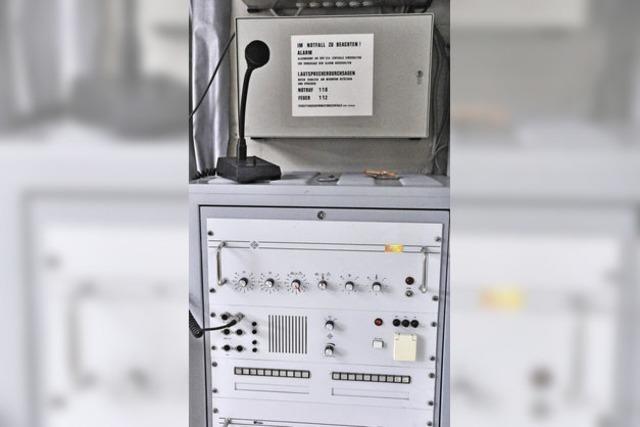 Elektronik muss ersetzt werden