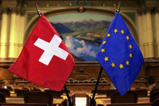 Schweizer Volksentscheid hat Auswirkungen auf die Studierenden der Uni
