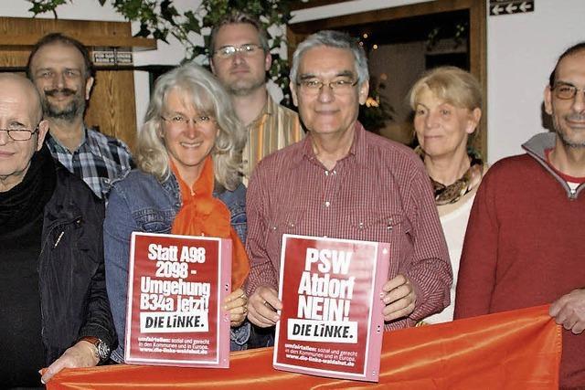Linke wollen in Kommunalparlamente