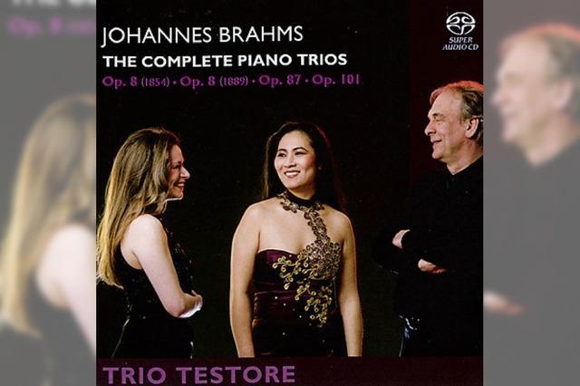 CD: KLASSIK: Brahms als Tänzer