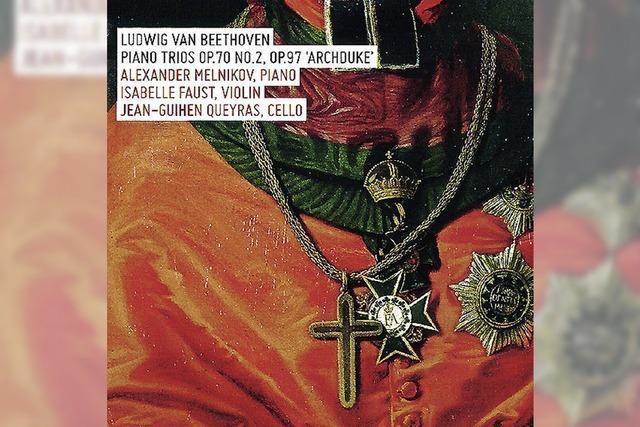 CD: KLASSIK: Beethoven als Lyriker