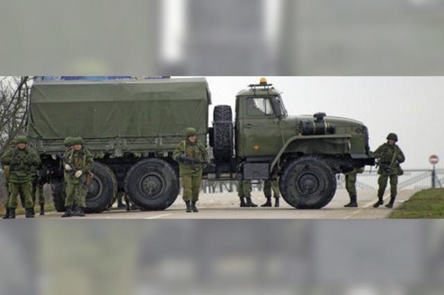 Krim hält an Janukowitsch fest