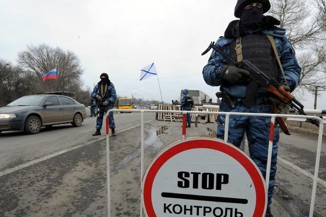 Ukraine fordert Russland zum Rückzug aus der Krim auf