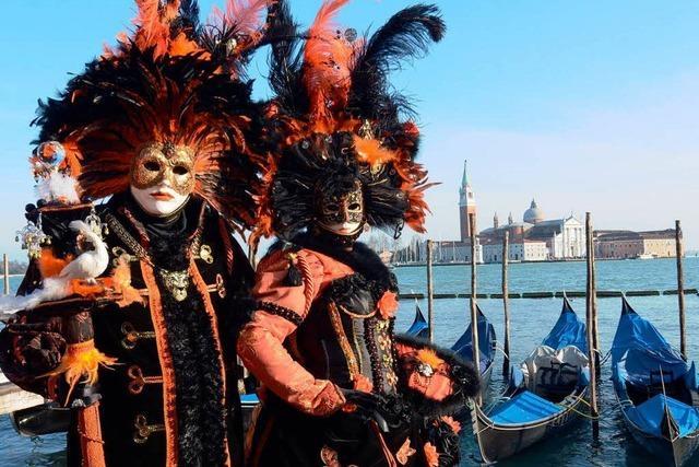 Fluch und Segen: Venedig und der Karneval